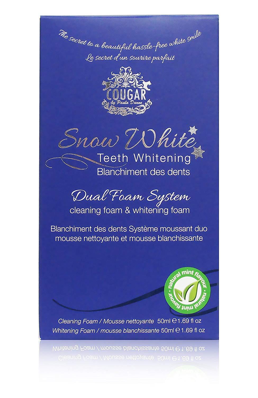 Naturlig tandblekning Tandkräm - Tandblekande skum