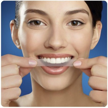 teeth whitening strips crest