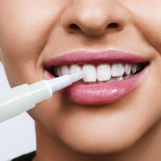Tänder Whitening Pen - Naturliga tänder Whitening Pen